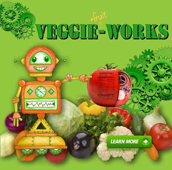 Veggie-Works600