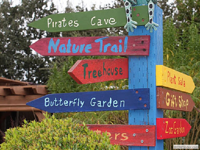 Welcome To The Kids Adventure Garden In Thousand Oaks, CA.