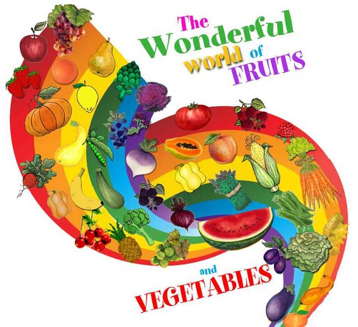 veggie works kids growing strong