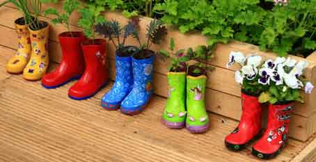 Boot-planters